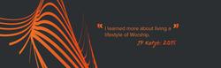 Worship Academy web elements-banners