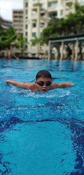 Private Swimming Lessons | Swim Masters