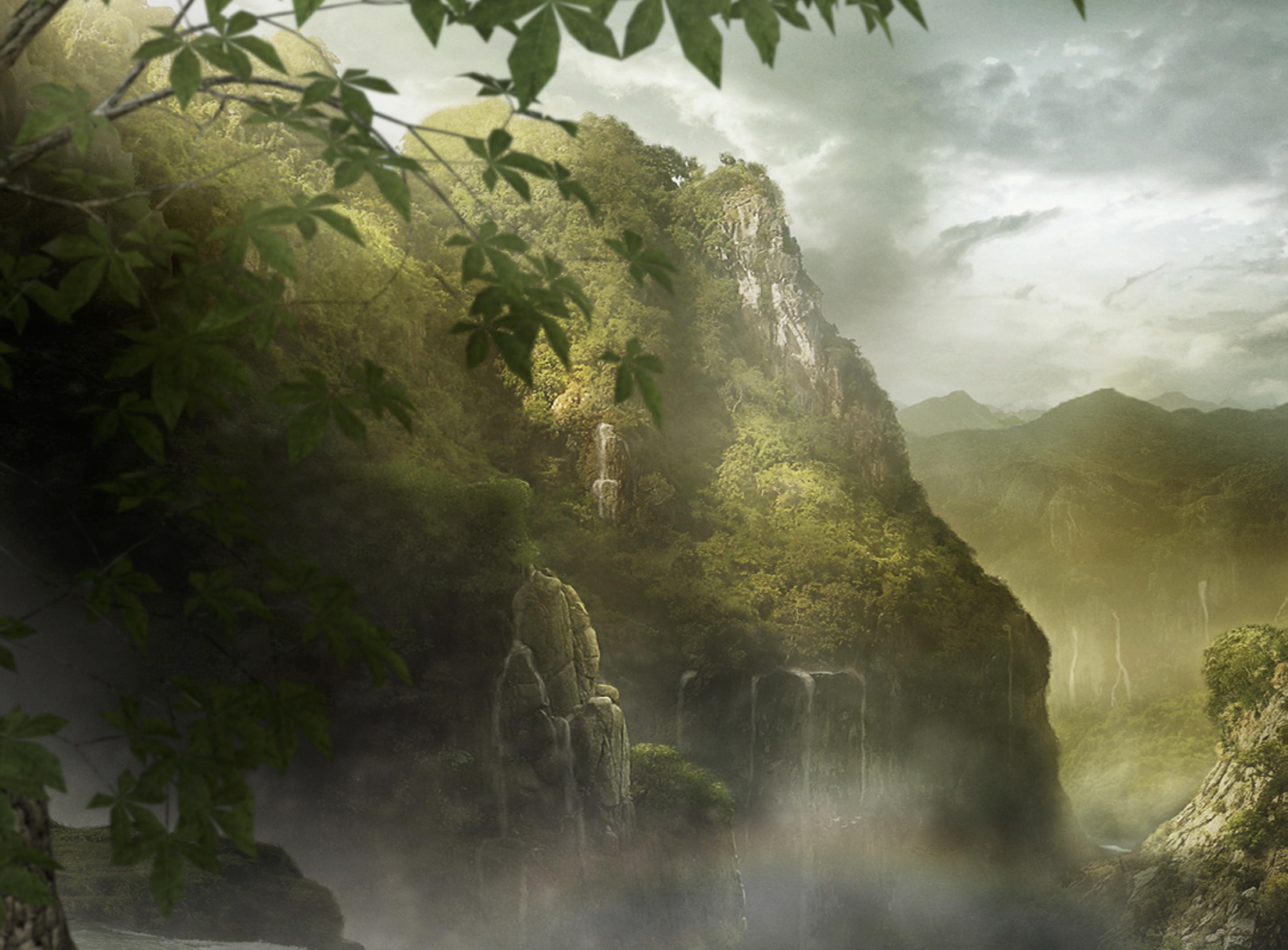 Emlarad landscape
