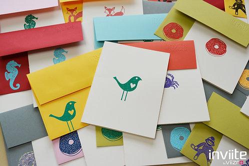 Love Birdie Notes