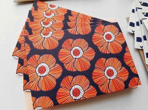 Sunburst Little Mini Notecards