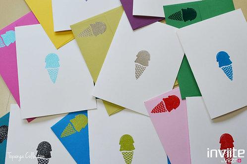 Ice Cream Notes
