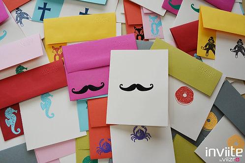 Mr. Mustache Notes