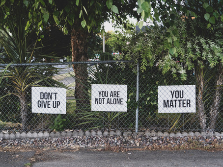 Staying Mentally Strong During Social Isolation