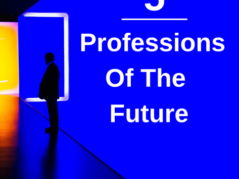 5 Professions that will be in demand in the next 5 years