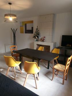 Table salon