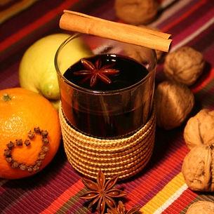 Vin chaud cannelle