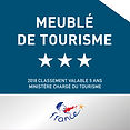 3 étoiles meublé de tourisme