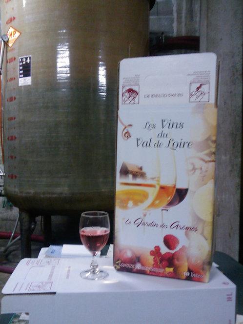 Bib 10 L rosé