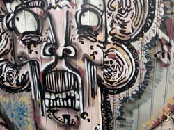 Registro de arte urbana / CWB