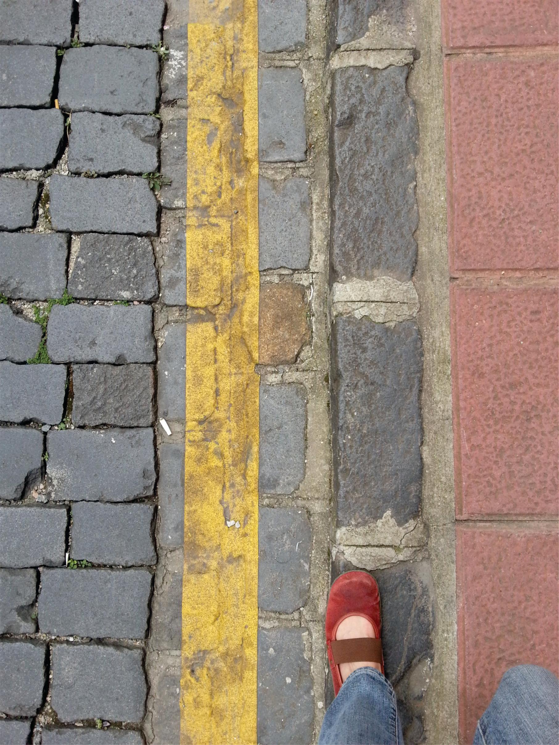 Registro de arte urbana/caminhos CWB