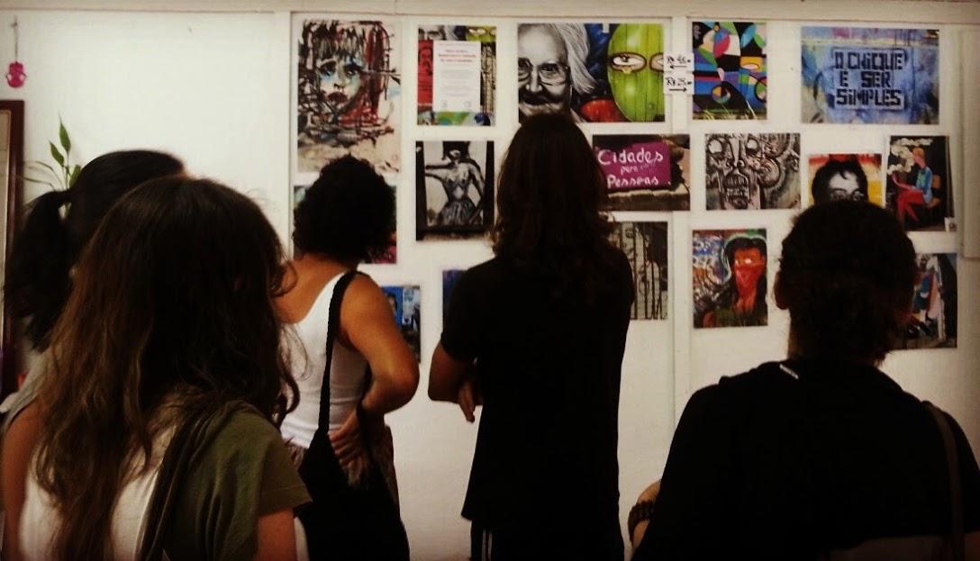 Exposição fotográfica de Soluart