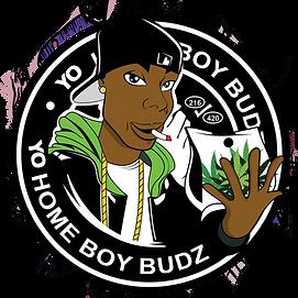yo home boy budz logo