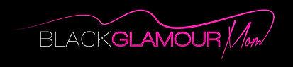 black glamour logo
