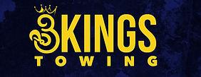 3 kings towing logo