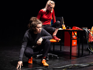 Director and Co-Writer | Signals by Footprint Theatre | HOME | 2018