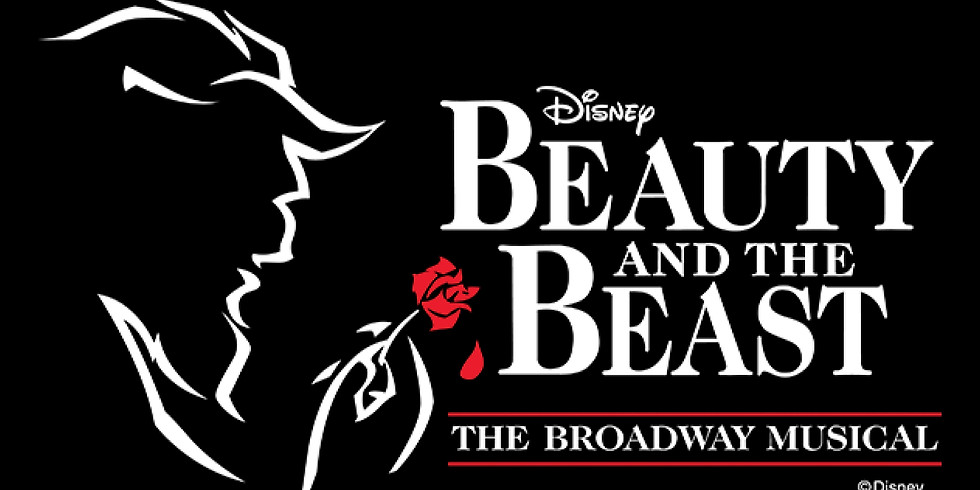 Beauty and the Beast @ 3 pm