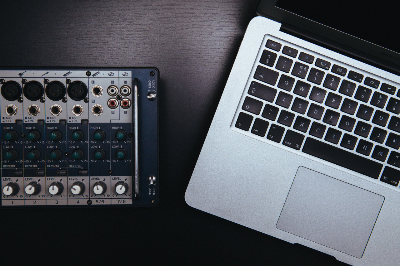 Production, Mixing and Mastering