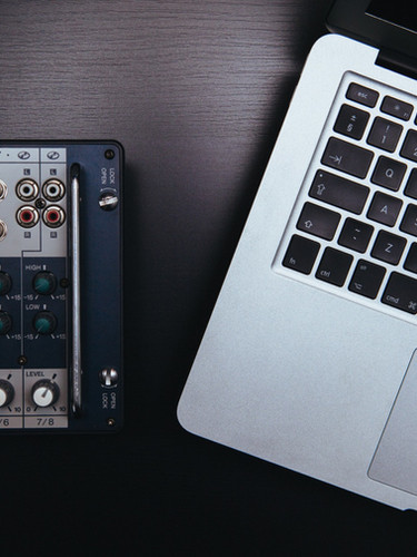 Sound Design & Electronic Music Composition