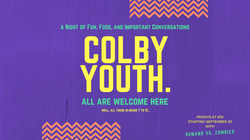 colby youth slide