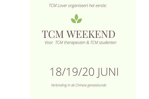 Betaal je TCM weekend in 3 termijnen