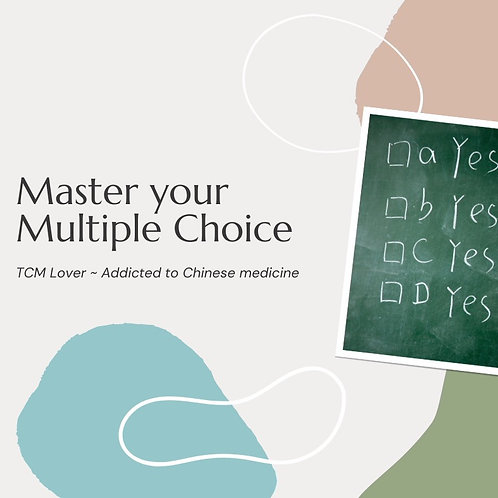 21-Daagse training Master your Multiple-Choice