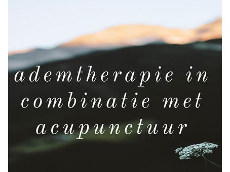 Adem en acupunctuur