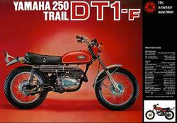 yamaha dt 125 mx