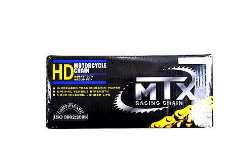 CHAINE HD MTX 428-118 GOLD