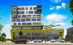 COMMERCIAL&RESIDENCIAL BLOCK