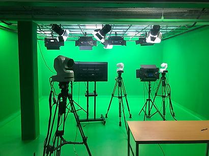 Studio TV DIGITALIVE Boulogne Billancourt (Paris)