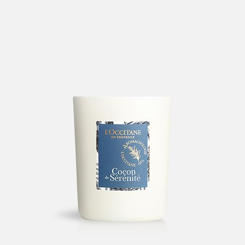 Vela cocon de Sérénité (azul relajante) - L'Occitane