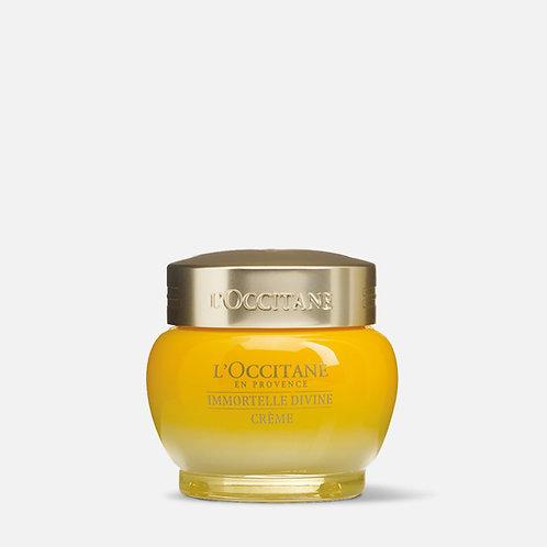 Crema Hidratante Immortelle Divine - L'Occitane®