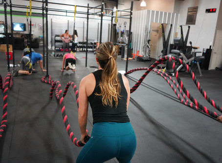 My new love for crossfit
