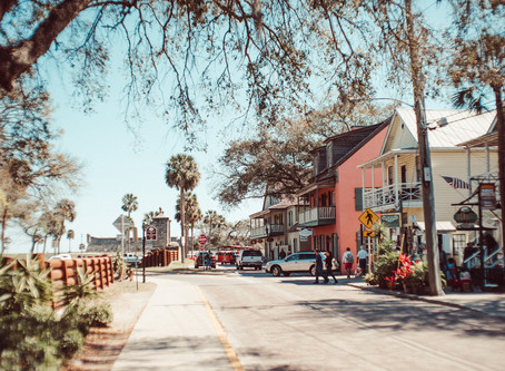 Top Places to visit in St. Augustine