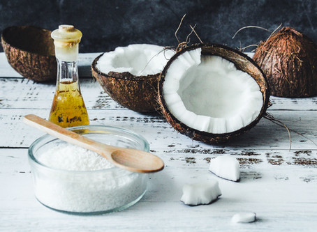 Best hair product ever: coconut oil
