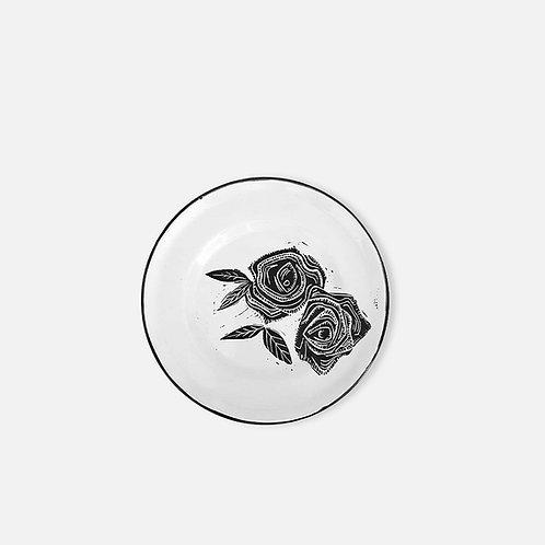 Plato Pastelero Rosas – Torojil