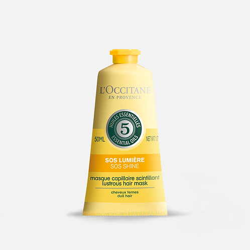Hair multi-mask SOS Shine - L'Occitane®