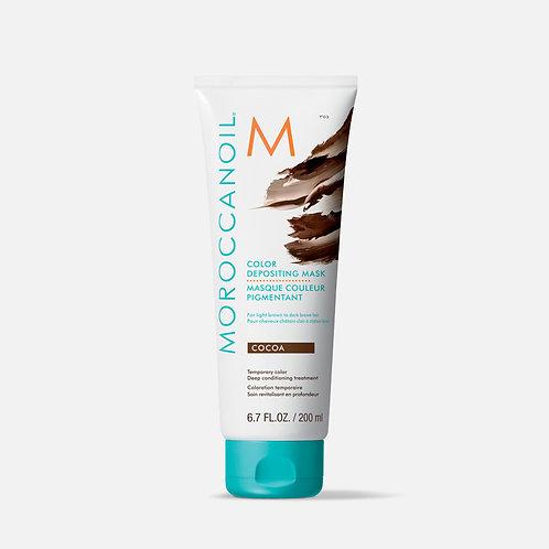 Mascarilla con color Cacao - Moroccanoil®