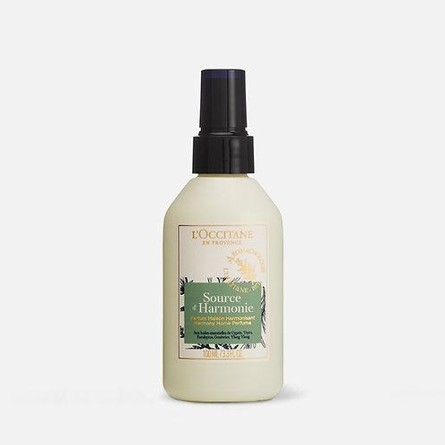 Perfume de hogar source D'Harmonie (verde armonía) - L'Occitane