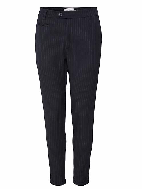 Les Deux Como Pinstripe Suit Pants