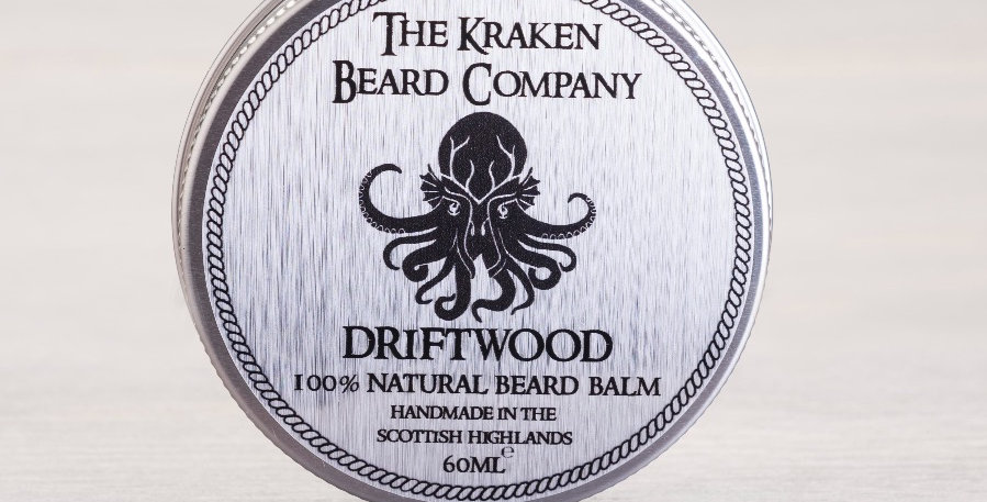 Driftwood Beard Balm