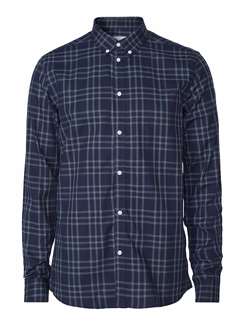Hubert Check Flannel Shirt