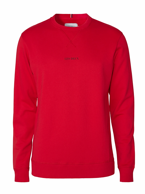 Les Deux Lens Sweat in Red