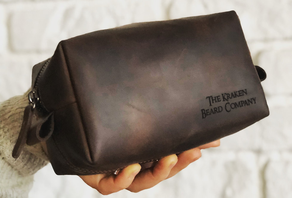 Fully Loaded Kraken Dopp Kit