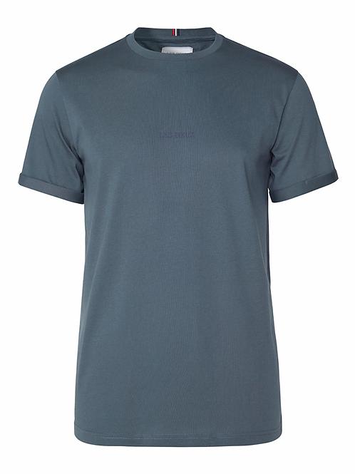 Lens T-Shirt Blue Fog