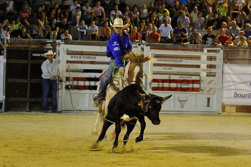 COMPETITIONS DE ROPING