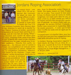 article NEWESTERN JUIN 2009