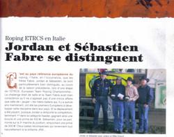 ARTICLE EQUIWEST MAI JUIN 2011