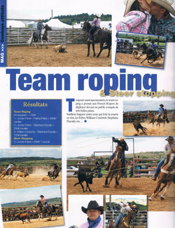 Team Roping